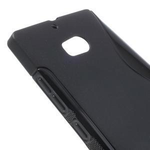 Gelové S-line pouzdro na Nokia Lumia 930- černé - 4
