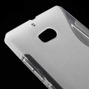Gelové S-line pouzdro na Nokia Lumia 930- transparentní - 4