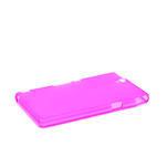 Gelové pouzdro na Sony Xperia Z L36i C6603- růžové - 4/7