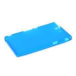 Gelové pouzdro na Sony Xperia Z L36i C6603- modré - 4/7