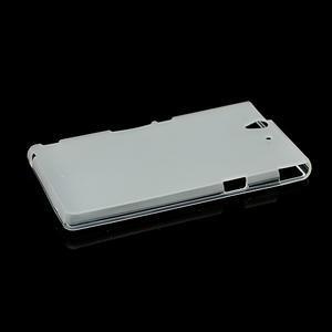 Gelové pouzdro na Sony Xperia Z L36i C6603- transparentní - 4