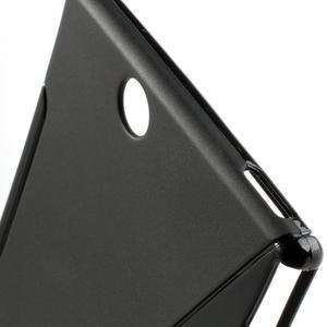 Gelove S-line pouzdro na Sony Xperia Z ultra- černé - 4