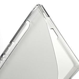 Gelove S-line pouzdro na Sony Xperia Z ultra- šedé - 4