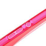 Gelove S-line pouzdro na Sony Xperia Z ultra- růžové - 4/5