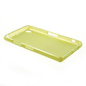 Kartáčované pouzdro na Sony Xperia Z1 C6903 L39- zelené - 4