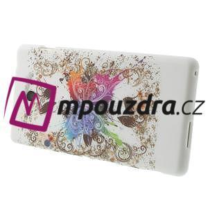 Gelové pouzdro na Sony Xperia M2 D2302 - motýl - 4