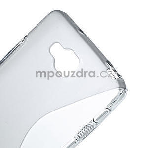 Gelové S-line  pouzdro pro LG Optimus L9 II D605- šedé - 4