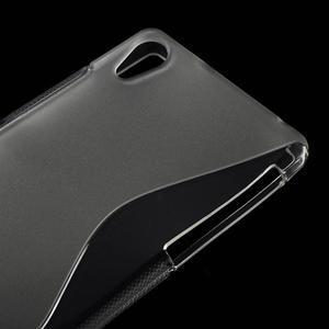 Gelové S-line pouzdro na Sony Xperia Z2 D6503- transparentní - 4