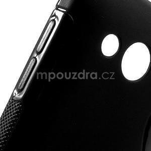 Gelové S-line pouzdro pro HTC Desire 200- černé - 4