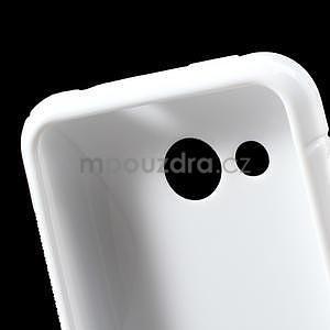 Gelové S-line pouzdro pro HTC Desire 200- bílé - 4