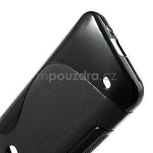 Gelové S-line pouzdro pro HTC Desire 300 Zara mini- černé - 4