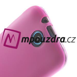 Gelové pouzdro na HTC Desire 310- růžové - 4