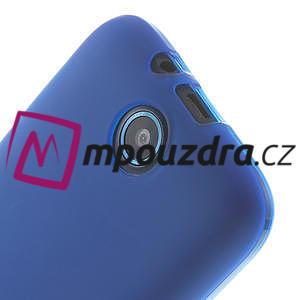 Gelové pouzdro na HTC Desire 310- modré - 4