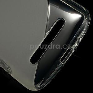 Gelové pouzdro pro HTC Desire 500- transparentní - 4
