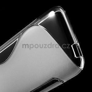 Gelove S-line pouzdro pro HTC Desire 601- transparentní - 4