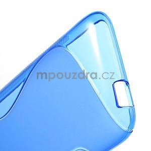 Gelove S-line pouzdro pro HTC Desire 601- modré - 4
