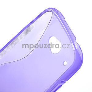 Gelove S-line pouzdro pro HTC Desire 601- fialové - 4