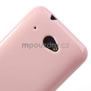 Gelové pouzdro pro HTC Desire 601- růžové - 4