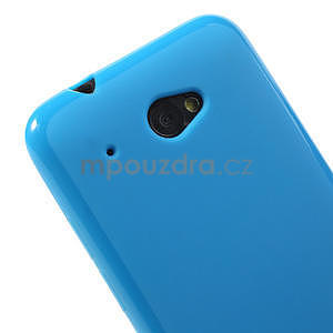 Gelové pouzdro pro HTC Desire 601- modré - 4