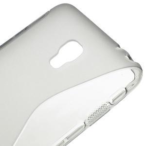 Gelové S-line pouzdro na LG Optimus F6 D505- šedé - 4