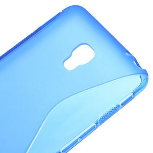 Gelové S-line pouzdro na LG Optimus F6 D505- modré - 4
