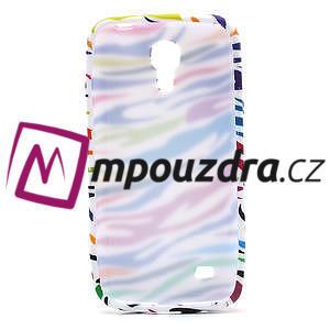 Gelové pouzdro pro Samsung Galaxy S4 mini i9190- color zebra - 4
