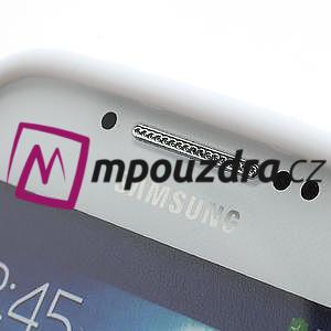 Gelové pouzdro pro Samsung Galaxy S4 mini i9190- květinka - 4