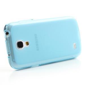 Gelové pouzdro na Samsung Galaxy S4 mini i9190- modré - 4