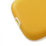 Gelové rámované pouzdro na Samsung Galaxy S3 i9300- žluté - 4/6