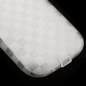 Gelové koskaté pouzdro na Samsung Galaxy S3 i9300- transparentní - 4