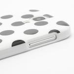 Gelové Puntík pouzdro na Samsung Galaxy S4 i9500- bílé - 4/6