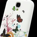Gelové pouzdro pro Samsung Galaxy S4 i9500- motýl color - 4/5