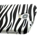 Gelové pouzdro pro Samsung Galaxy S4 i9500- zebra - 4/5