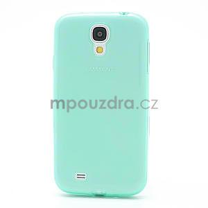 Gelové slim pouzdro na Samsung Galaxy S4 i9500- zelené - 4