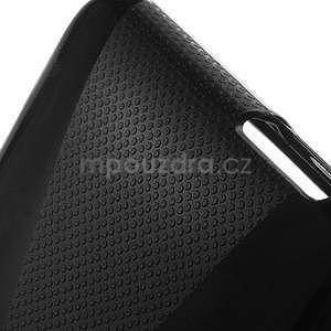 Gelové X-line pouzdro pro HTC one Mini M4- černé - 4