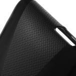 Gelové X-line pouzdro pro HTC one Mini M4- černé - 4/5