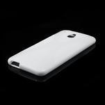 Gelové X-line pouzdro pro HTC one Mini M4- bílé - 4/4