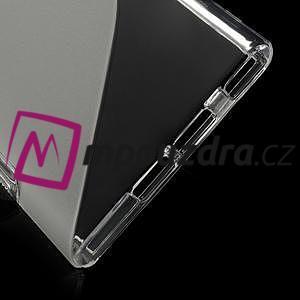 Gelové S-line pouzdro na Xiaomi Mi3- transparentní - 4