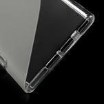 Gelové S-line pouzdro na Xiaomi Mi3- transparentní - 4/5