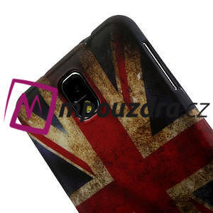 Gelové pouzdro na Samsung Galaxy Note 3- UK vlajka - 4