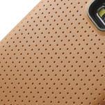 Gelové pouzdro na Samsung Galaxy S5- oranžové - 4/5