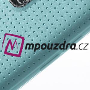 Gelové pouzdro na Samsung Galaxy S5- světlemodré - 4
