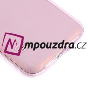 Gelové ultraslim pouzdro na Samsung Galaxy S5- růžové - 4