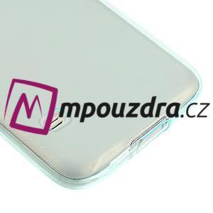 Gelové ultraslim pouzdro na Samsung Galaxy S5- světlemodré - 4