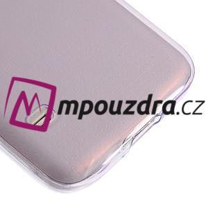 Gelové ultraslim pouzdro na Samsung Galaxy S5- fialové - 4