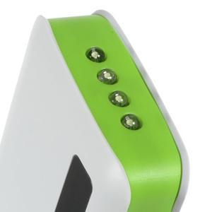 Vysokokapacitní externí nabíječka PowerBank GT 11 800 mAh - zelená - 4
