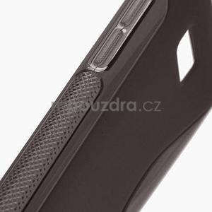 Gelové S-line pouzdro pro HTC Desire 600- černé - 4
