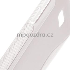 Gelové S-line pouzdro pro HTC Desire 600- transparentní - 4
