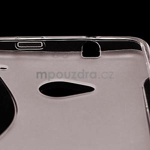 Gelové S-line pouzdro pro HTC one M7- šedé - 4