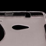 Gelové S-line pouzdro pro HTC one M7- šedé - 4/6
